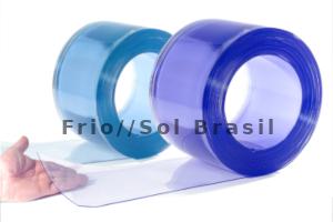 Bobinas de PVC polar standard cristal azul amarela preta branca vermelha verde para manutencao em cortinas de pvc