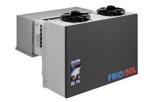 Equipamento motor para câmara fria